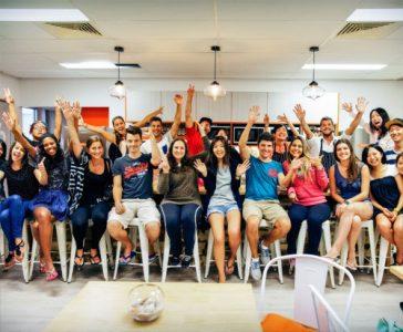 English language school on the Gold Coast Australia