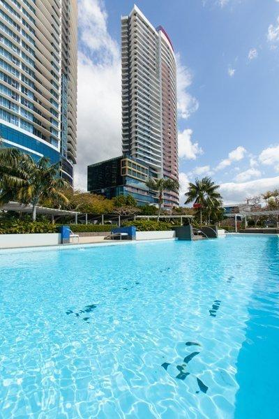Inforum Deluxe Student Residence - pool